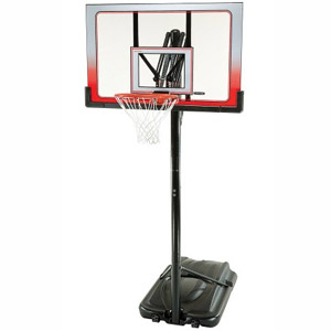 product image of Lifetime 1558 52 Inch Portable Basketball Hoop System