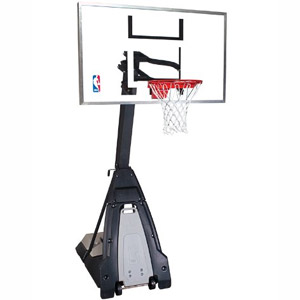 product image of Spalding NBA The Beast Portable Basketball System